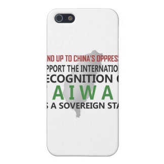 Stand Up To China Case For iPhone 5