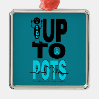 Stand Up To POTS Christmas Ornament