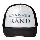 Stand With Rand Cap