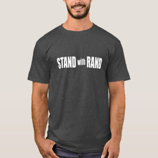 Stand with Rand Paul 2016 T-Shirt
