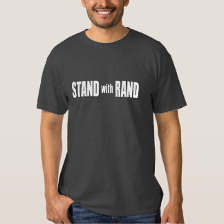 Stand with Rand Paul 2016 T-shirts