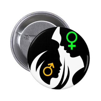 Standard 2¼ Inch Round Button