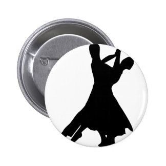 Standard Dance 6 Cm Round Badge