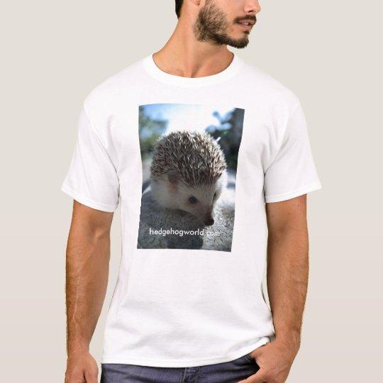 Standard hedgehog face T-Shirt