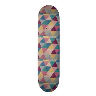 standard in triangles skateboard decks