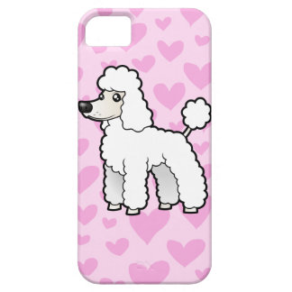 Standard/Miniature/Toy Poodle Love iPhone 5 Covers