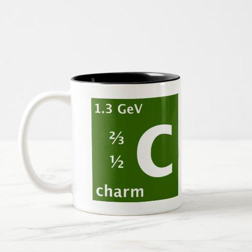 Standard Model (charm quark) Coffee Mugs