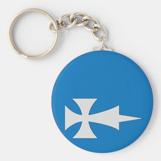 Standard of Aragon, Cross of Iñigo Edge Key Ring