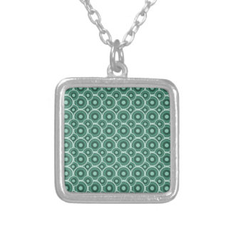standard of green balls necklaces