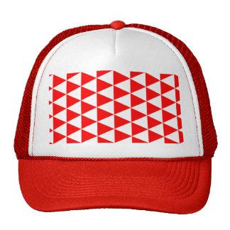 standard of triangles cap