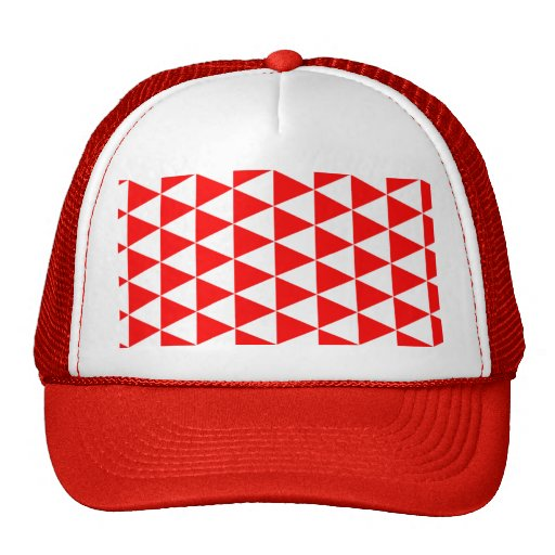 standard of triangles hats