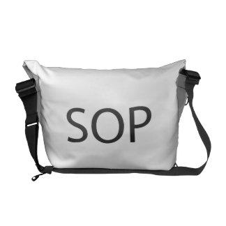 Standard Operating Procedure ai Courier Bag