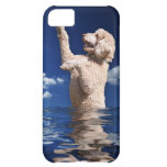 Standard Poodle Reflections Case For iPhone 5C