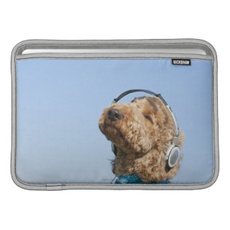 Standard Poodle Sleeve For MacBook Air