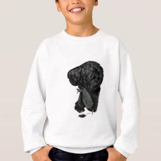 Standard Poodle, tony fernandes Sweatshirt