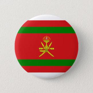 Standard the Sultan Oman, Oman 6 Cm Round Badge