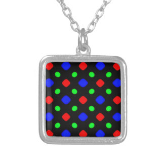 standard with balls and squares custom jewelry