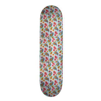 standard with cornecopias skateboard decks