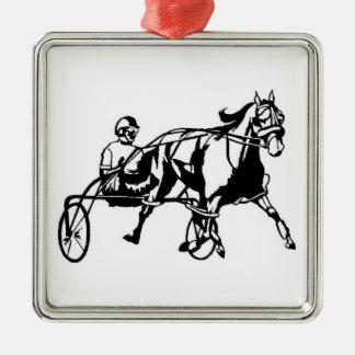 Standardbred Race Ornament