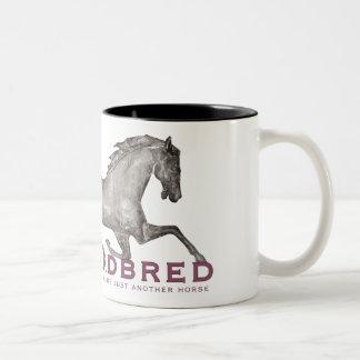 Standardbred Two-Tone Mug