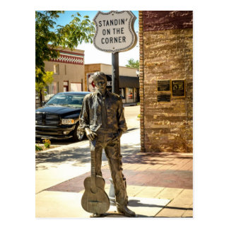 Standin' On The Corner in Winslow, AZ. Post Cards