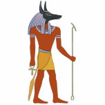 Standing Anubis Photo Sculpture