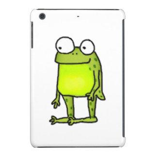 Standing Frog iPad Mini Covers