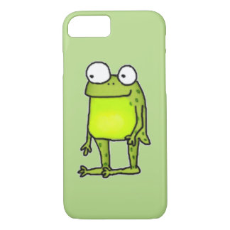 Standing Frog iPhone 7 Case