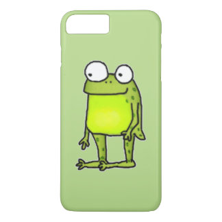 Standing Frog iPhone 7 Plus Case