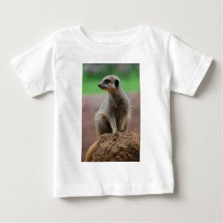 Standing Meerkat Baby T-Shirt