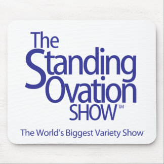 Standing Ovation Show Logowear Mouse Pad