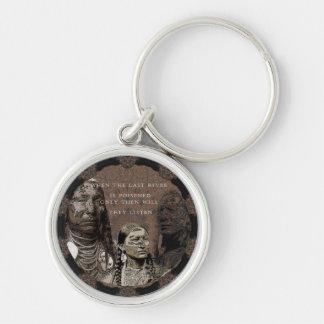 Standing Rock Key Ring