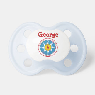 Standing Rock Sioux Personalized Pacifier
