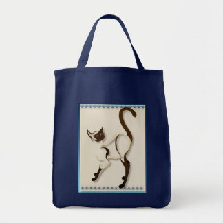 Standing Siamese Kitty  Bags