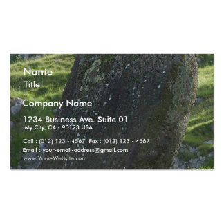 Standing Stone Business Cards