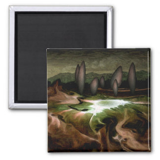 Standing Stone Circle Magnets