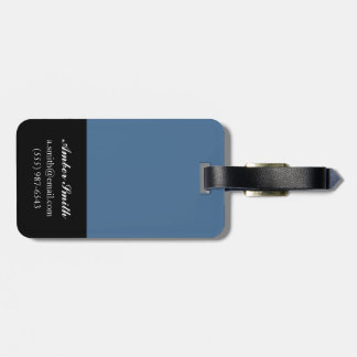 Standing Stones II Bag Tag