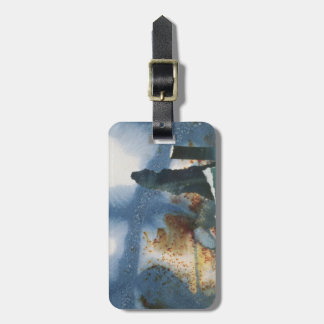 Standing Stones Luggage Tag