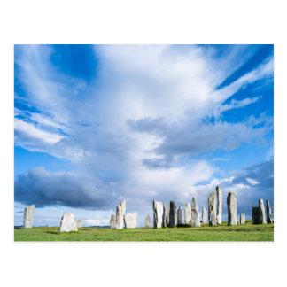 Standing Stones of Callanish 1 Postcard