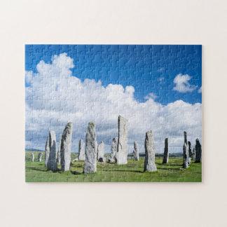 Standing Stones of Callanish 2 Jigsaw Puzzle