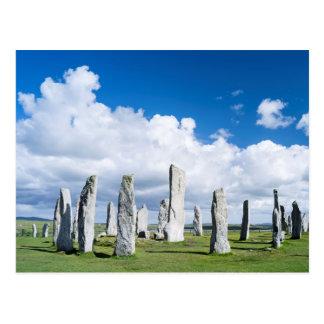 Standing Stones of Callanish 2 Postcard