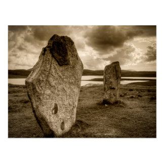 Standing Stones of Callanish Postcard