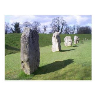 standing stones postcards