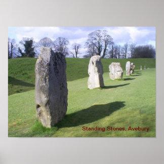 Standing Stones Poster