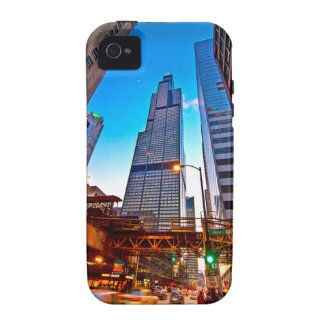 Standing Tall iPhone 4 Case