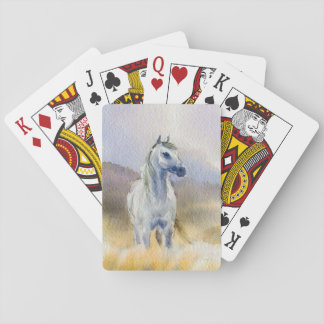 Standing Tall Playing Cards