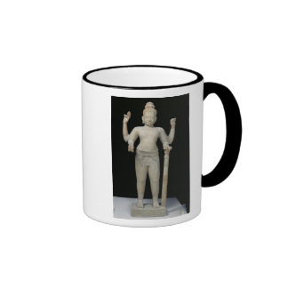 Standing Vishnu Ringer Mug