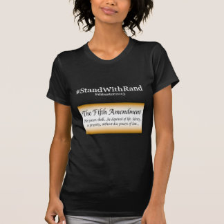 #StandWithRand T Shirts