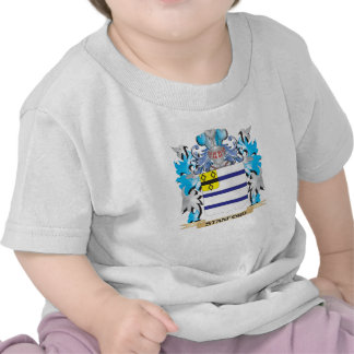 Stanford Coat of Arms - Family Crest Tee Shirt