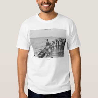 Stanford Rowing Crew Team Photograph T-shirts